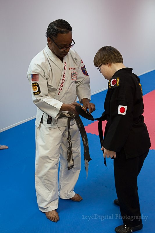 Brother Anthony Dew Jr was a 10th Degree Karate Black Belt and Martial Arts Instructor